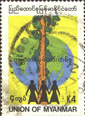 Earth Day >> Myanmar